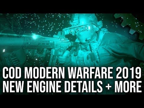 Call of Duty: Modern Warfare 2019 – The NEW COD Engine Revealed + Analysed!