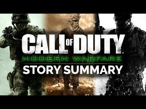 Call of Duty: Modern Warfare Trilogy Story Summary – What You Need to Know!