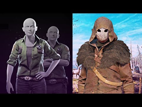 How The Deputy Rook Transformed Into The Judge In Far Cry New Dawn Gamevideos Be