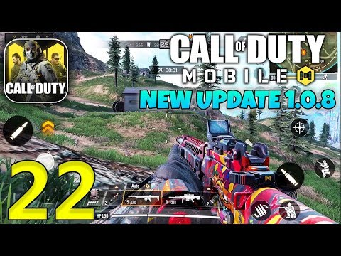 CALL OF DUTY MOBILE Battle Royale – New Update 1.0.8 Gameplay – CODM Android – Part 22