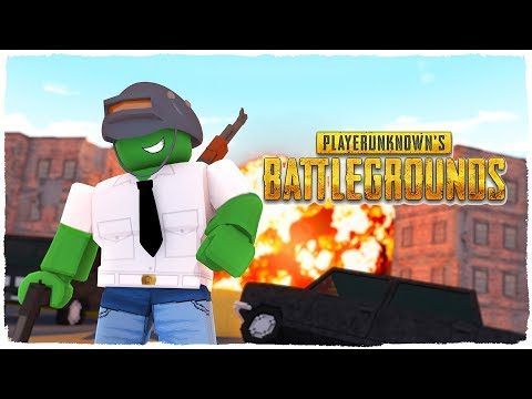 Roblox Player Unknown Battlegrounds Playerunknown S Battlegrounds En Roblox Y Gratis Gamevideos Be