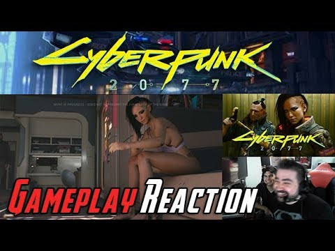 Cyberpunk 2077 Angry Gameplay Reaction!