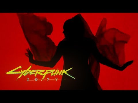 The Music of Cyberpunk 2077 at The Game Awards 2019 (ft. Grimes)
